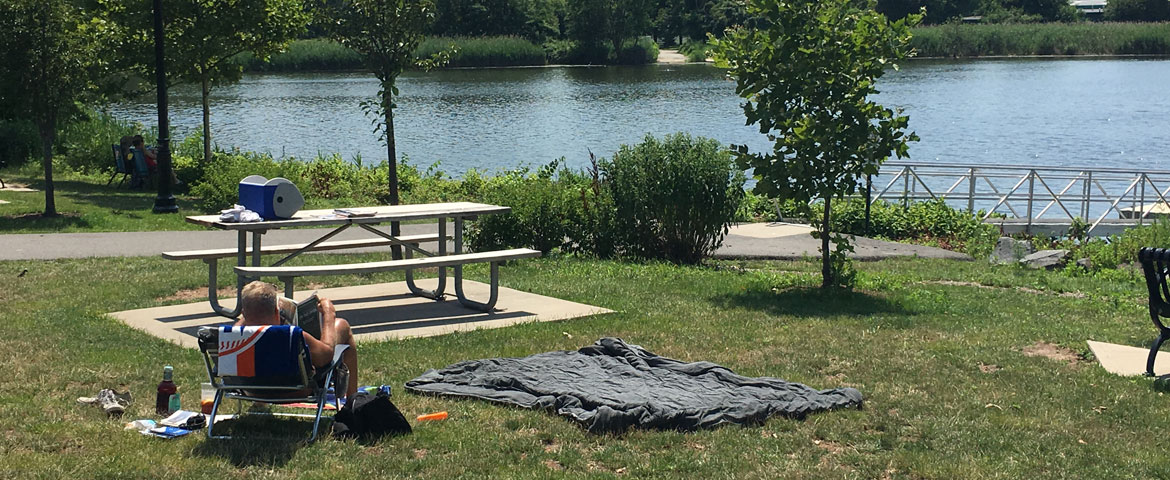 Bergen County Parks Master Plan CUES at Rutgers SEBS