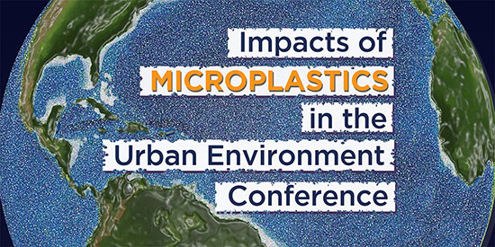 microplastics conference banner