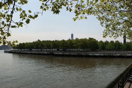 Waterfront panorama